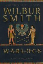 Warlock by Wilbur Smith, NEW 1st/1st (2001 Hardcover) FREE SHIP