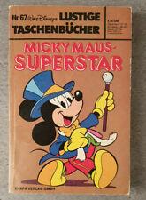 Erstausgabe/Erstauflage - LTB Nr. 67 - 4,80 DM / 1980 - Lustiges Taschenbuch