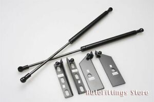 Fit SUBARU Impreza WRX GDF STi 06-07 HAWK EYE Bonnet Hood Gas Strut Damper Kit