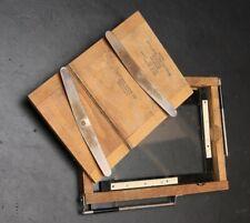 Eastman Kodak Auto Mask Printing Frame 4x5 negatives, Antique 1916