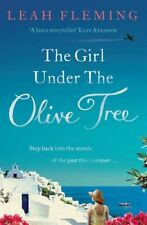 The Girl Under the Olive Tree-Leah Fleming, 9780857204066