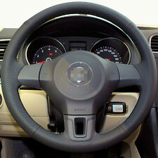 Steering Wheel Cover for 10-14 Volkswagen VW Jetta S Sedan / Golf Caddy Polo