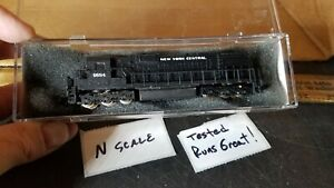 N17 n scale engine concor  NYC NEW YORK CENTRAL 9884 BLACK