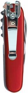 SwissQlip Deep Carry Pocket Clip - Fits 91mm Victorinox Swiss Army Knife Knives