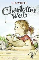 Charlotte's Web (Puffin Modern Classics) by White, E. B., NEW Book, FREE & Fast