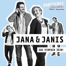 Original Hamburg Cast - Jana & Janis - Sag einfach Jein! CD *NEU*OVP*