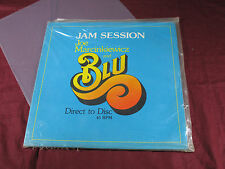 Joe Marcinkiewicz  BLU-JAM SESSION  -  LP Direct-to-Disc factory sealed
