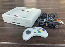 Sega Saturn NTSC-J Console and Controller