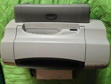 Stampante HP Deskjet 970cxi. Stato estetico perfetto, funzionamento difettoso.
