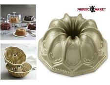 """Nordicware 9 1/2""""  Cathedral VAULTED DOME Bundt Cake PAN *French Architecture"""