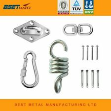 Swivel Hook for Hammock Swing Chair Stainless Steel Hanging Seat Accessories