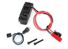 Traxxas LED lights,power supply(regulated,3V,0.5-amp),TRX-4 3-in-1 wire harness