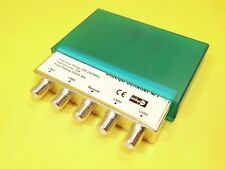 DiSEqC Schalter 4/1 / Sat HDTV / Wetterschutz