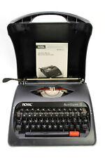 Royal Scrittore Ii Manual Typewriter Nice Condition