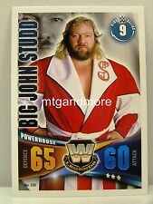 Slam Attax Rivals - #133 Big John Studd