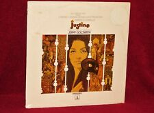 OST LP OST LP JUSTINE JERRY GOLDSMITH 1969 MONUMENT SEALED