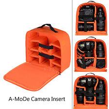 Waterproof  Backpack Camera Insert Bag for A-MoDe Digital Laptop Backpack 70200