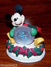Walt Disney World 25 Years of Magic 1996 Cast Holiday Celebration Mickey Mouse