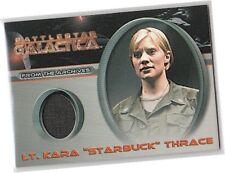 "Battlestar Galactica Season 1 - CC10 ""Lt Kara ""Starbuck"" Thrace"" Costume Card A"