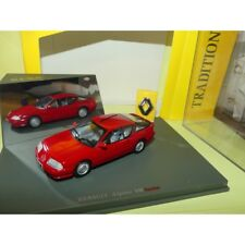 RENAULT ALPINE V6 TURBO Rouge UNIVERSAL HOBBIES 1:43