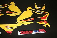 """PAIR OF 185mm /""""V-STROM/"""" STICKERS//DECALS//GRAPHICS"""