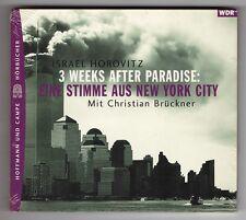 3 Weeks after Paradise: Eine Stimme aus New York City - Israel Horovitz NEUWARE