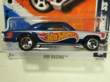 HOT WHEELS 1967 CHEVROLET CHEVY CHEVELLE SS 396 BLUE PAINT NEW IN 2011 PACKAGE