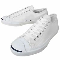 Converse Jack Purcell Leather White Men Women Classic Shoes Sneakers 1S961