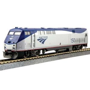Kato 37-6111 GE P42 Genesis Locomotive Standard DC Amtrak Phase V Late #203 HO