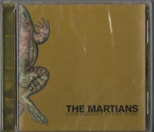 The Martians – Low Budget Stunt King (CD 1995) SEALED Slint Shellac Harvey Milk