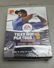 TIGER WOODS PGA TOUR 07 DVD GAME NEW SEALED FAMILY EA SPORTS GOLF