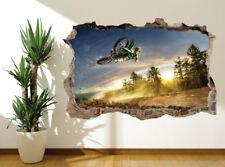Extreme sports super cross motocross wall sticker wall mural wall art (47543571)
