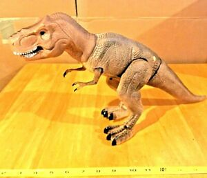 DISCOVERY KIDS REMOTE CONTROL T-REX DINOSAUR TESTED NO REMOTE