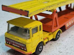 Matchbox Superkings K11 DAF Transporter