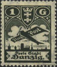 Gdansk 205 usado 1924 Correo aéreo