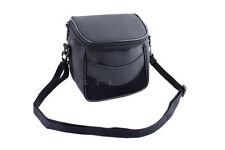 Maletines, bolsas y fundas bandolera negro para cámaras de vídeo y fotográficas Sony