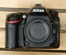 Very Good Condition! Nikon D7100 24.1 MP Digital SLR Camera - Black Body Only