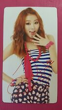 DAL SHABET SUBIN Official Photocard BLING BLING 3rd Mini Album Su Bin 수빈