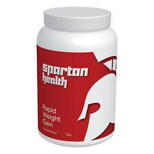 SPARTAN salute aumento di peso polvere qualità CALORIE BULK UP Fast GET BIG FAST