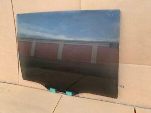 2016 - 2020 HONDA PILOT REAR RIGHT PASSENGER SIDE DOOR WINDOW GLASS OEM