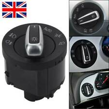 Light Headlight Switch For VW Golf5 GTI MK5 MK6 Jetta Passat 5ND941431B BrandNew
