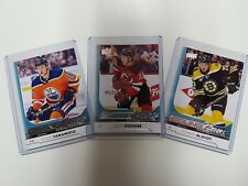 2017-18 Upper Deck Young Guns