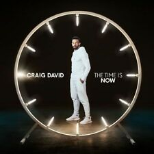 Craig David - The Time Is Now - CD Album (Released 26th Jan 2018) Brand New