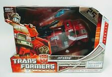 Transformers Universe Classics 2.0 Inferno 25th Anniversary Voyager 2008 MISB