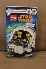 SDCC 2018 Exclusive Lego Star Wars Millennium Falcon Cockpit 75512 NIB LE3000