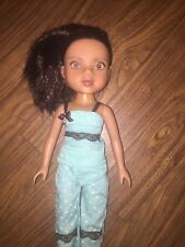 """Hearts for Hearts doll-Shola from Afganistan14""""-Playmates-brown eyes-black hair"""