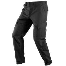 "Pentagon ACU Combat Pants Mens Patrol Security Tactical Police Trousers Black W 33"""