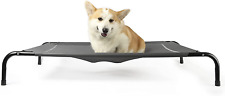Tail Stories Outdoor Elevated Dog Bed Pet Dog Beds for Extra Large Medium Small