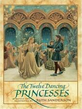 The Twelve Dancing Princesses-ExLibrary