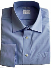 Unbranded Cotton Single Cuff Long Formal Shirts for Men